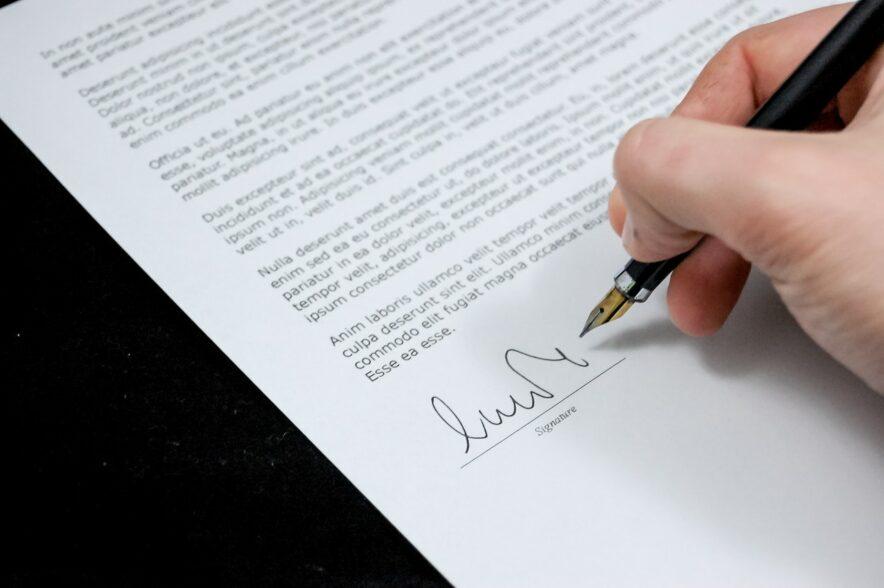 Como Escrever uma Carta de Rescisão