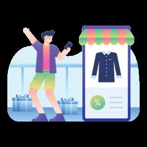 como vender roupa usada