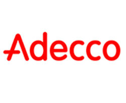 Logo Adecco Red 250X250